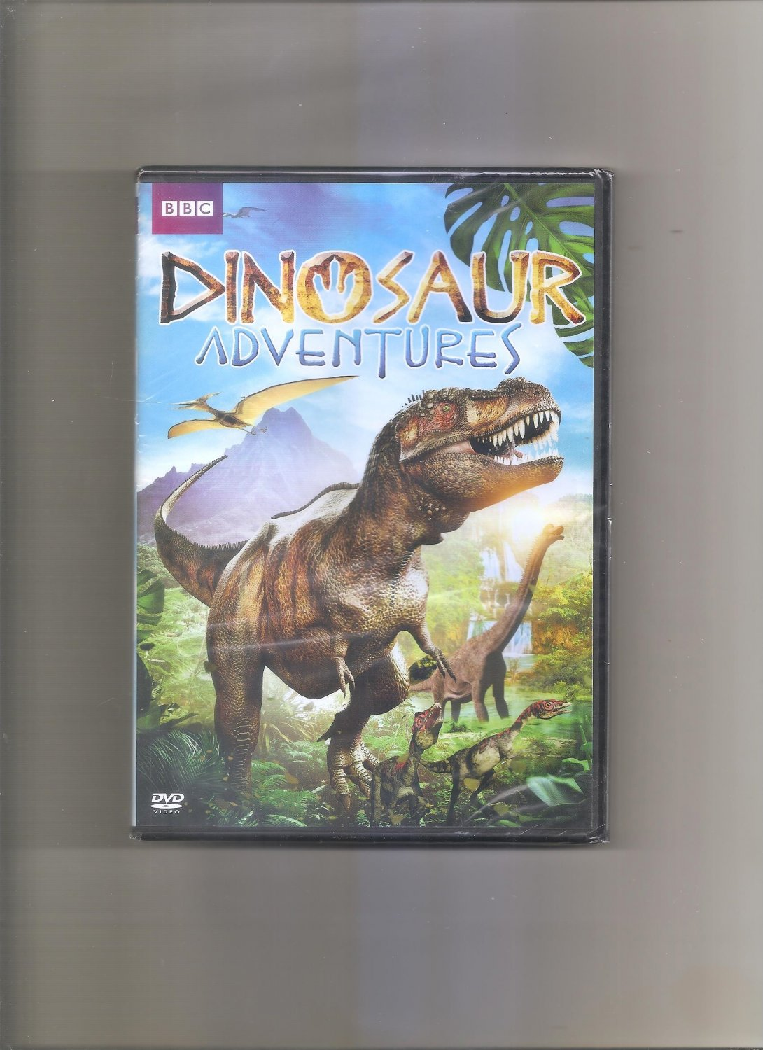 Dinosaur Adventures (DVD, 2016)