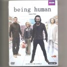 Being Human: Season Three (DVD, 2011, 3-Disc Set)