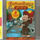 3 Curious George: Children Family DVD Lot