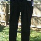 Authentic Galaxy Black Pants School Uniform Size 17/18 Style BJSP -60BK/17/18
