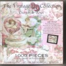 Vintage Cherubs & Roses Collection 3D 1000 Pieces puzzle Ages 12 +