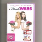 Bride Wars (DVD, 2009, Checkpoint Sensormatic Widescreen)