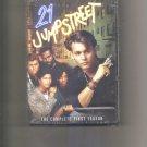21 Jump Street: The Complete First Season (DVD, 2010, 4-Disc Set)