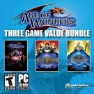 Paradox Interactive Age of Wonders Classic Bundle
