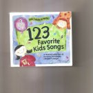 123 Favorite Kids Songs, Vol. 1-3 [Box] by Various Artists (CD, Jan-2004, 3 Disc