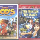 2 New & Sealed Children Family Dvd Movies