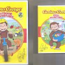 2 New & Sealed Children Family Dvd Movies Curious George