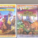 2 New & Sealed Children Family Dvd Movies Land Before Time