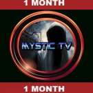 Mystic TV 3 Connections 2 IP's 1 Month Service