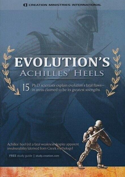 Evolution's Achilles Heels DVD