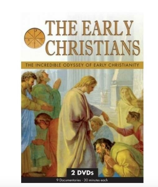 The Early Christians: The Incredible Odyssey of Early Christianity 2 DVD set
