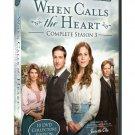 When Calls The Heart Season 3 Collectors Hallmark Channel 10 DVD Set