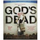 Gods Not Dead Bluray/DVD Combo