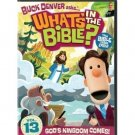 Buck Denver Asks Whats in the Bible? Vol 13: Gods Kingdom Comes DVD
