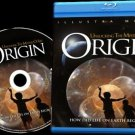 Origin: Design, Chance and the First Life on Earth Blu-ray