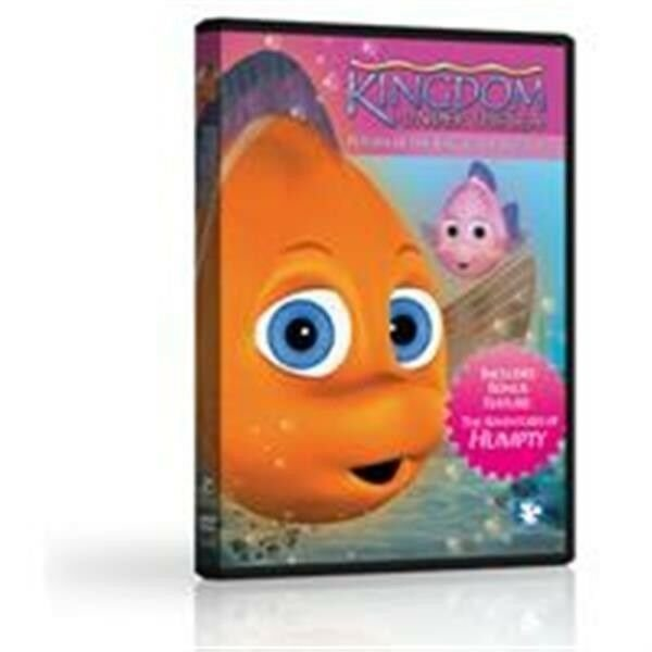 Kingdom Under the Sea Special Edition DVD