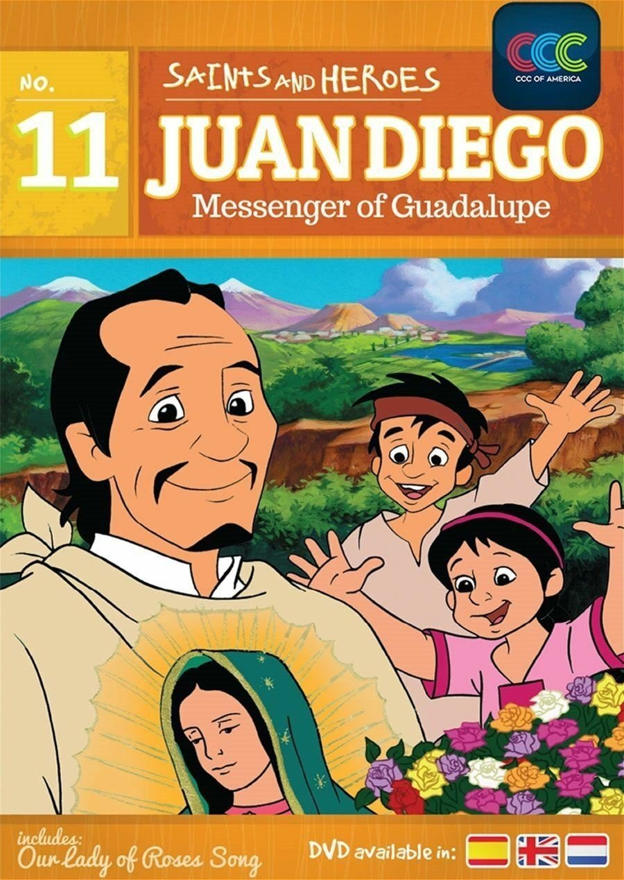 Juan Diego: Messenger of Guadalupe - DVD