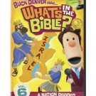 Buck Denver Asks Whats in the Bible? Vol 6: A Nation Divided DVD