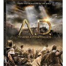 A.D. The Bible Continues Blu-ray (4 Disc Set)