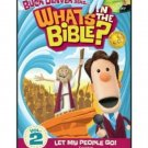 Buck Denver Asks Whats in the Bible? Vol 2 Let My People Go DVD