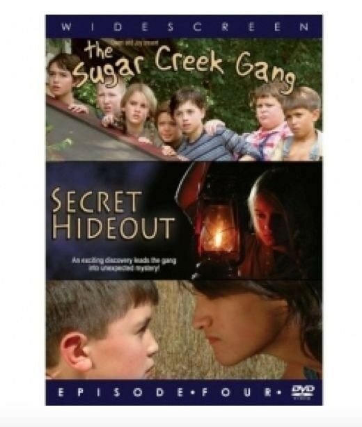 The Sugar Creek Gang Episode 4: Secret Hideout DVD