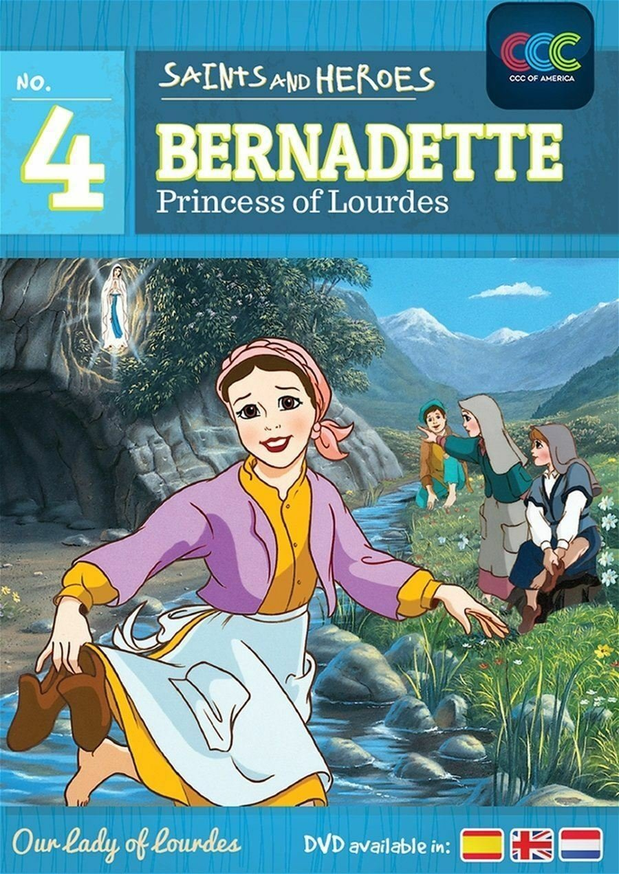 Bernadette: the Princess of Lourdes - DVD
