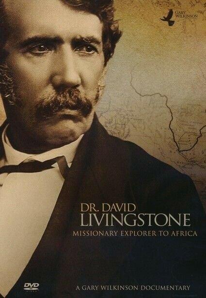 Dr David Livingstone: Missionary Explorer to Africa DVD