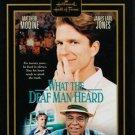 What the Deaf Man Heard - Hallmark DVD