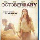 October Baby Blu-ray