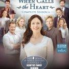 When Calls the Heart Season 6 Complete Hallmark Channel 10-DVD Collector's Edition