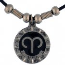 ARIES ZODIAC SIGN EARTH SPIRIT NECKLACE