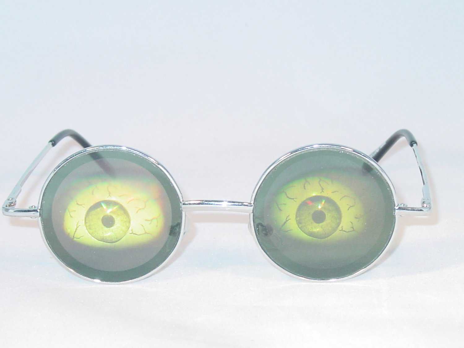CRAZY EYEBALL TEXAS HOLDEM WSOP HOLOGRAM SUNGLASSES