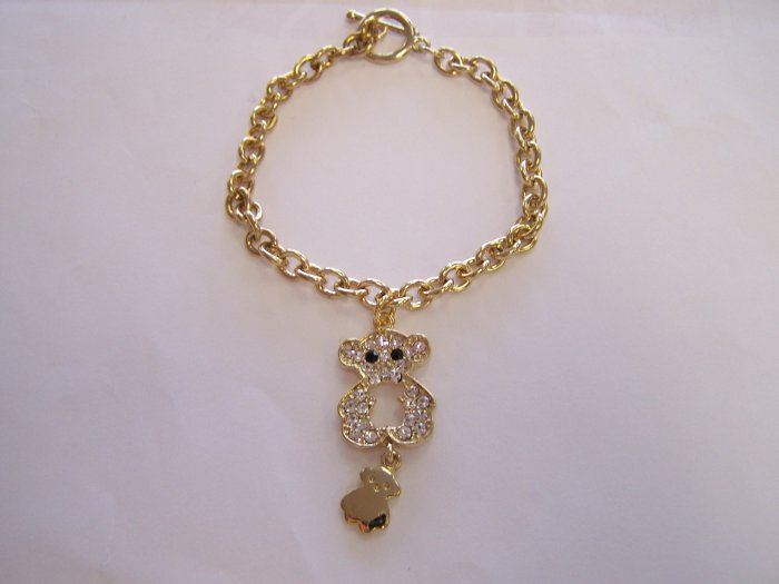 bear bracelet#14