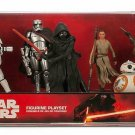 Star Wars The Force Awakens Figurine 6 Piece Set NEW in Box