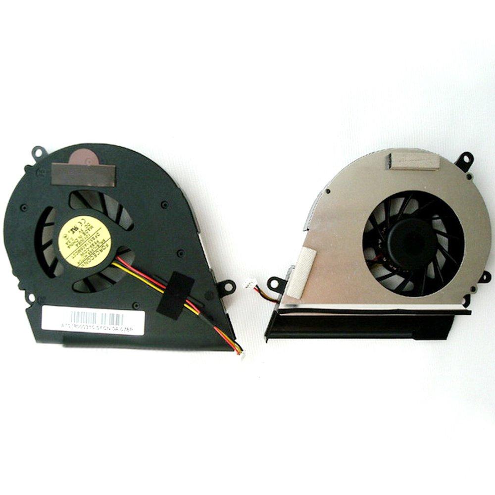 CPU Fan For Toshiba DFS531405MC0T A200-1TJ A200-1TO A200-1UM A200-1VC A200-1VD