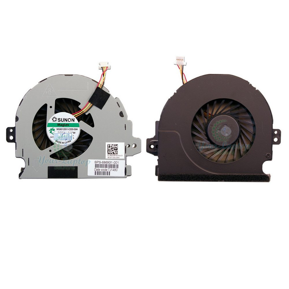 CPU Fan For HP Pavilion M6-1018TX M6-1019TX M6-1020EI M6-1020EX M6-1020SW