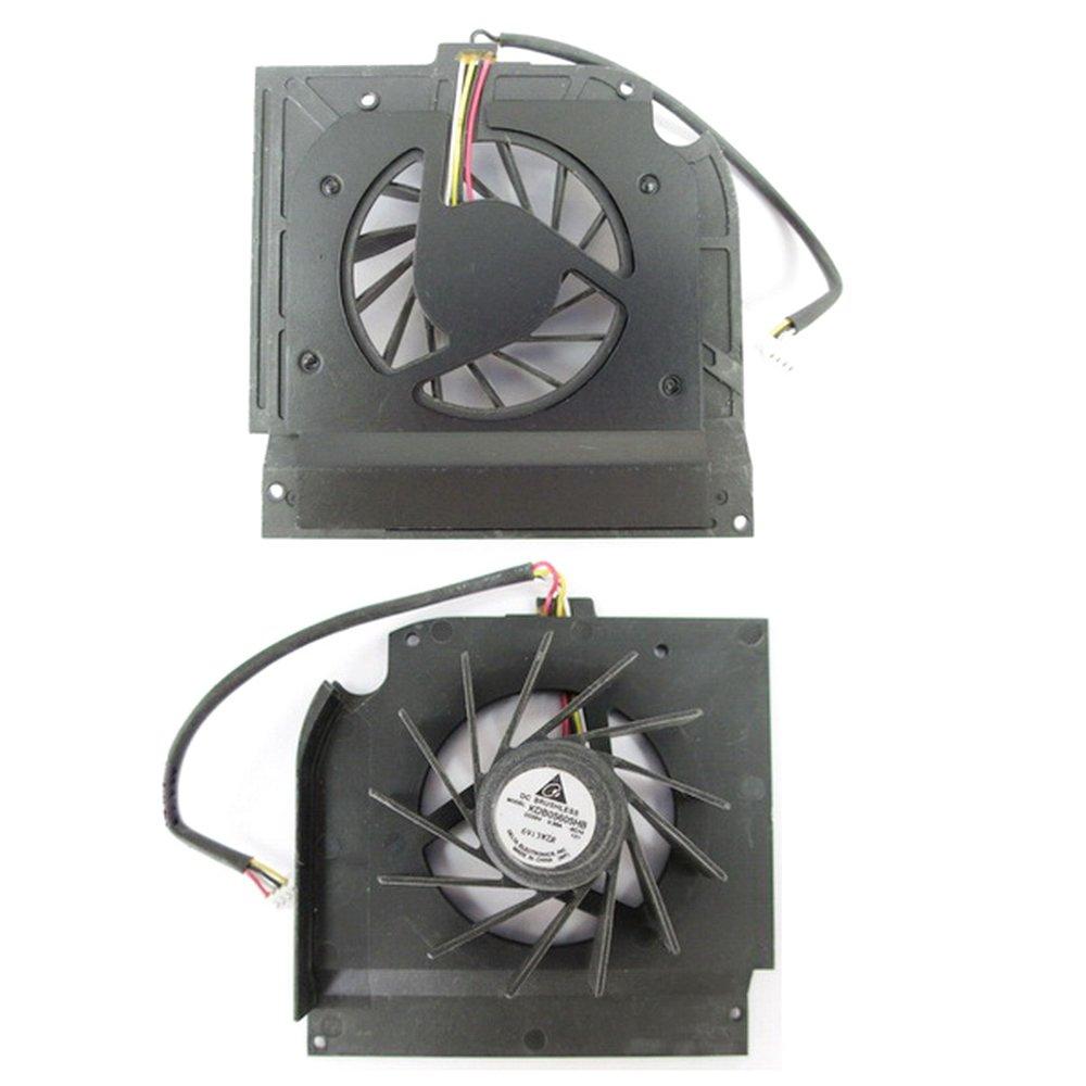 CPU Fan For HP Pavilion DV9710EL DV9710ES DV9710EV DV9710TX DV9711TX DV9712TX