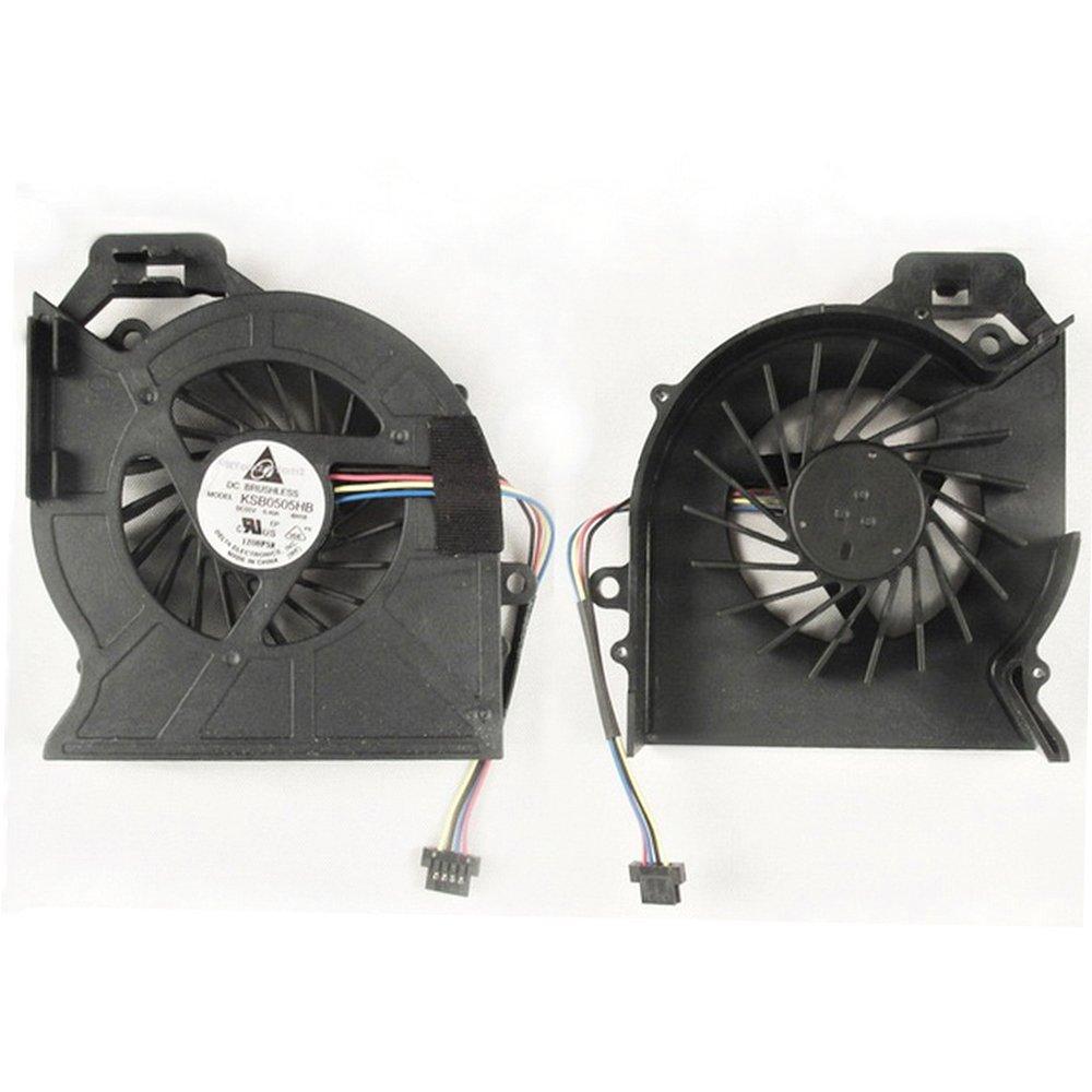 CPU Fan For HP Pavilion DV7-6160CA DV7-6160EP DV7-6160EZ DV7-6160SP DV7-6161SF