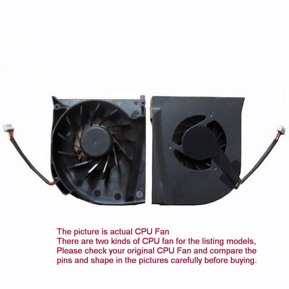 CPU Fan For HP Pavilion DV6821EL DV6821EO DV6821TX DV6822EL DV6822EO DV6822ER