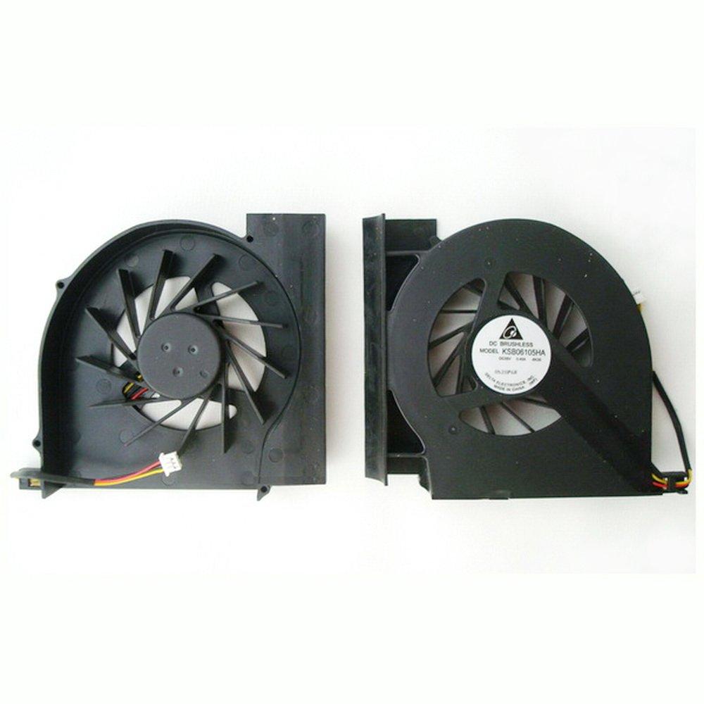 CPU Fan For Compaq Presario CQ61-316SO CQ61-316TX CQ61-317ER CQ61-317SA