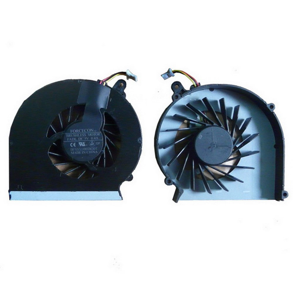 CPU Fan For Compaq Presario CQ57-312TU CQ57-313SC CQ57-313SD CQ57-313SF