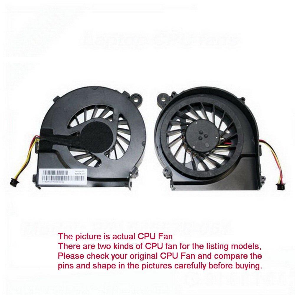 CPU Fan For KSB06105HA Compaq Presario CQ62-A03SG CQ62-A04SG CQ62-A10EA