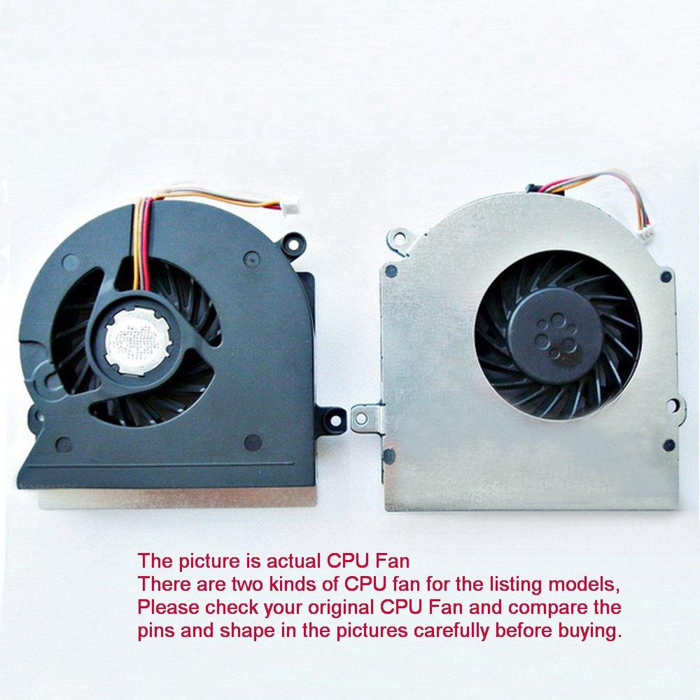 CPU Fan For V000170240 Toshiba Satellite L505D-S5963 L505D-S5985 L505D-S5965