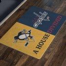 Pittsburgh Penguins Washington Capitals Welcome Doormat Hockey