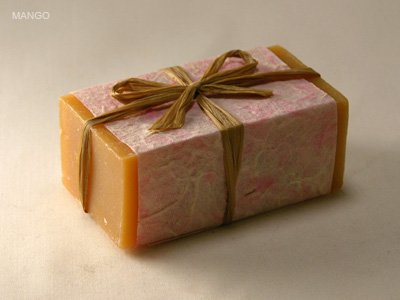 Mango Cold Process Soap