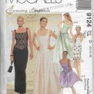 McCall's 9124 Women Evening Elegance Lined Tops Skirts Two Lengths Sizes 12 14 16 Vintage 1997