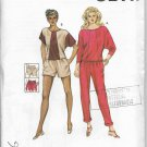 Kwik Sew 1387 Women Pants Shorts and Top, Sizes XS - S - M - L, Sewing Pattern