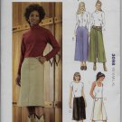 Kwik Sew 3098 A-Line Skirts with Pockets or Without Different styles Lengths Sizes XS to XL
