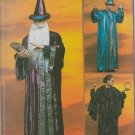 McCalls 3339 Men and Teen Boys Wizard Costumes Sizes S M L XL Uncut F/F Sewing Pattern