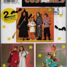 Simplicity 0649 Costumes Halloween, Children Sizes Small, Medium, Large, Boys and Girls